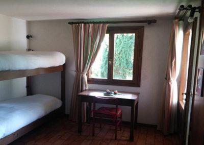 Bedroom Ground Floor La Rovaia