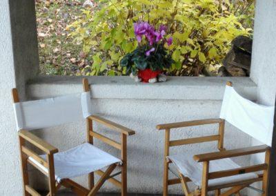 Garden Chairs La Rovaia