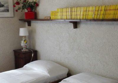Bedroom 2 La Rovaia